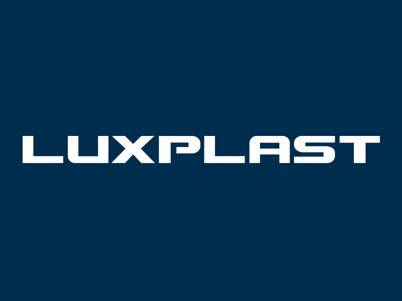 Luxplast home page Logo
