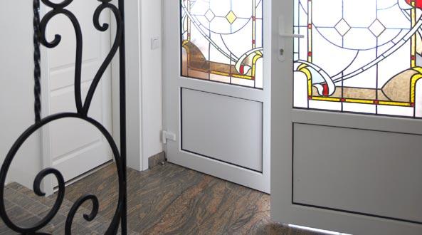 PVC, GLASS and Aluminum Doors