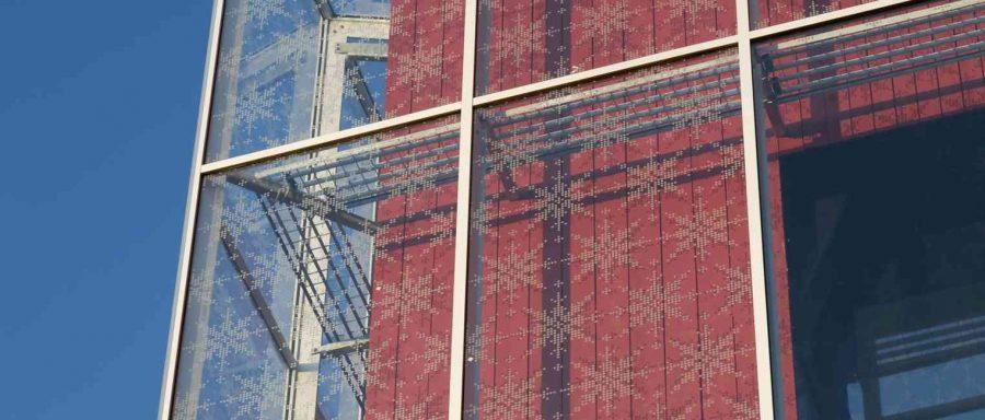 друг обект с Алуминиеви окачени фасади fasadi-Schüco FW 50+ FW 60+