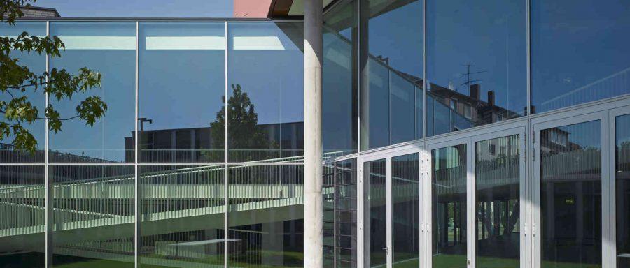 Алуминиеви окачени фасади fasadi-Schüco FW 50+ FW 60+
