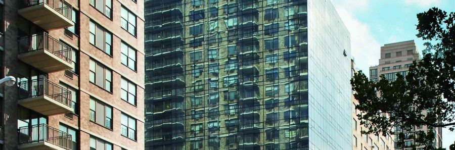 обкет с Алуминиеви окачени фасади Schüco UCC 65 SG