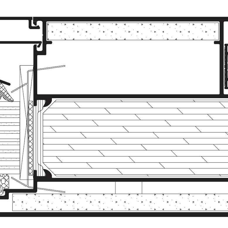 Структура Противопожарни врати Schüco Firestop T90 F90