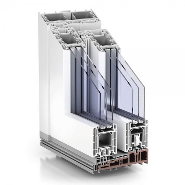 Premi Door 88 система за пвц плъзгане на прозорци