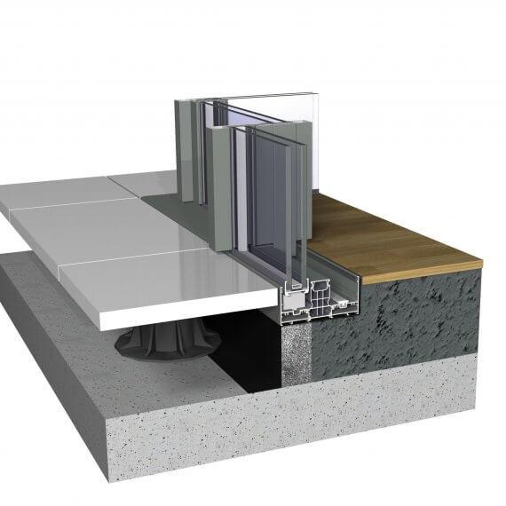Reynaers HI FINITY- висок клас Алуминиеви плъзгащи прозоречни системи