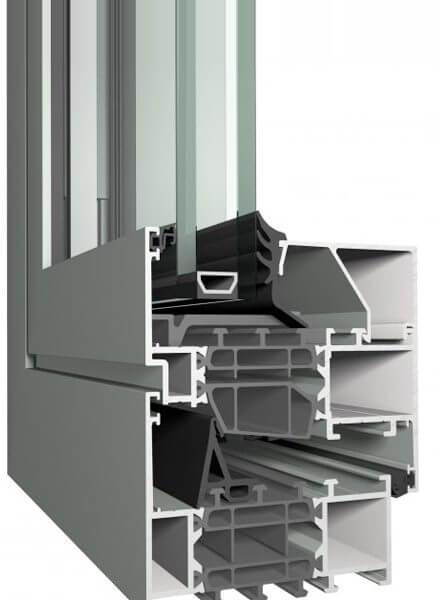 Reynaers MASTERLINE 8 - висок клас Алуминиеви прозоречни системи