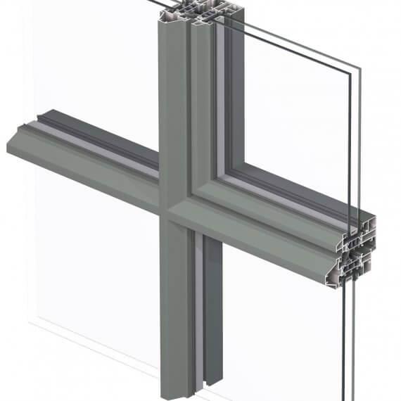 Reynaers SL38 - висок клас Алуминиеви прозоречни системи