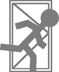 Система за алуминиеви врати, отваряемост